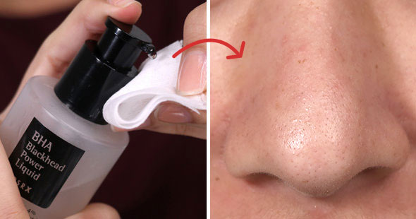 The Cosrx Blackhead Power Liquid Hack That Will Tighten Your Pores Bloom