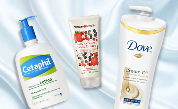 Customer Recos 7 Body Lotions To Heal Your Sad Dry Skin Bloom