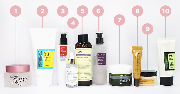The Editors Answer: The 10-Step Korean Skincare Routine for Beginners |  Bloom