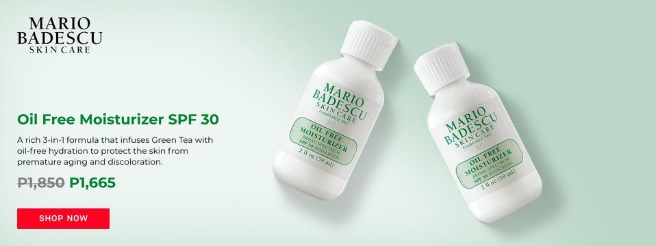 Mario badescu oil free moisturizer spf30 2oz   desktop