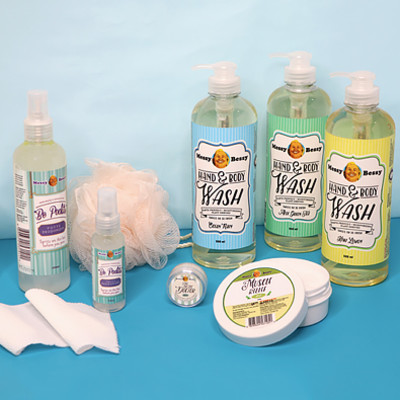 16 All-Natural Products You Need to Stay Clean & Green