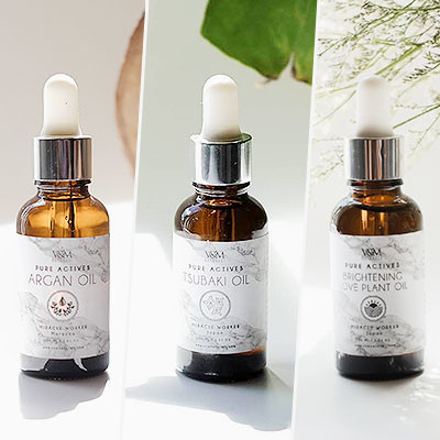 A Definitive Ranking of V&M Naturals' Top 5 Facial Oils