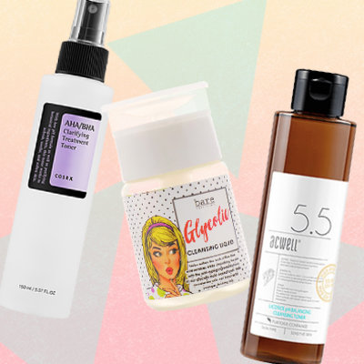 4 Exfoliants You Can Actually Use Every Day for Glowing Skin