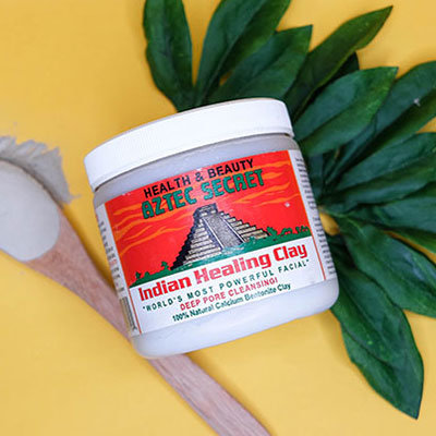 3 Surprising Ways to Use the Aztec Healing Clay Mask