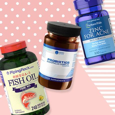 A Beginner's Guide to Acne-Busting Supplements