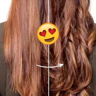 Watch: This 2-In-1 Hair Tool Gives You Straight AND Curly Hair