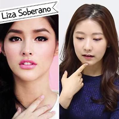 Koreans React to Filipina Artistas