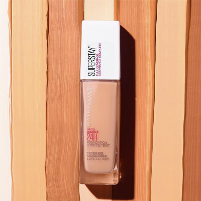 We Tried Maybelline's Most Full Coverage Foundation Yet