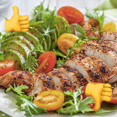 The Pros & Cons of A Low-Carbohydrate Diet