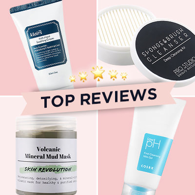 Top Reviews This Week: Dear Klairs, Skin Revolution + More