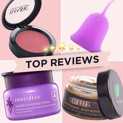 Top Reviews This Week: Innisfree, Zenutrients + More!