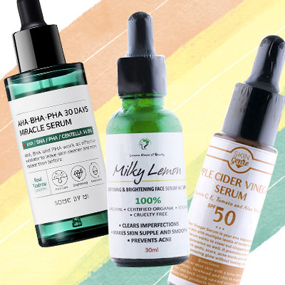 6 Popular Serums That Fix 6 Common Skin Issues