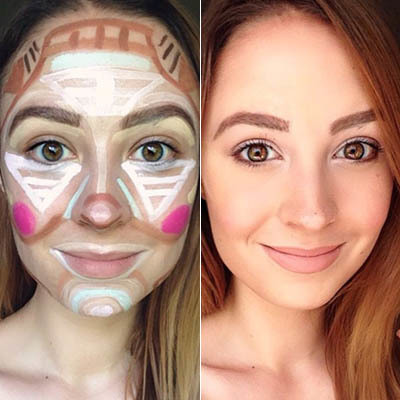 What in the World Is Clown Contouring?