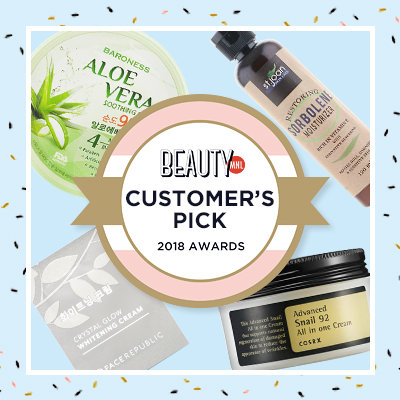 Customer's Pick: The 20 Best Reviewed Moisturizers of 2018