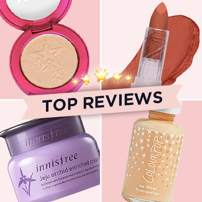 Top Reviews This Week: Sunnies Face, Colourpop + More