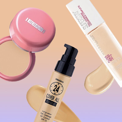 5 Full Coverage Foundations That'll Hide Your Worst Skin Days