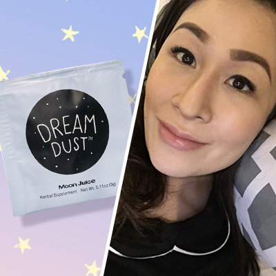 Dream Dust: What I Drink for a Good Night's Sleep