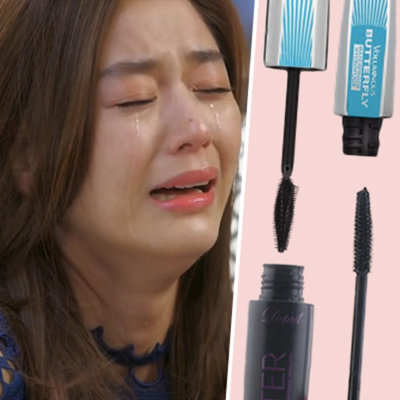 5 Waterproof Mascaras That Stay Put Through Crying