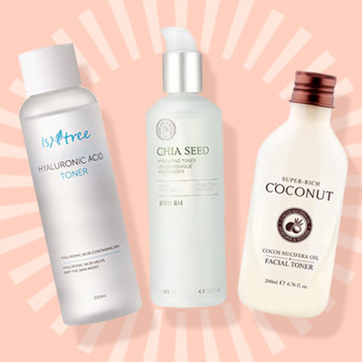 Under P1,000: 5 Super Rich Toners That Perk Up Dull Morning Skin