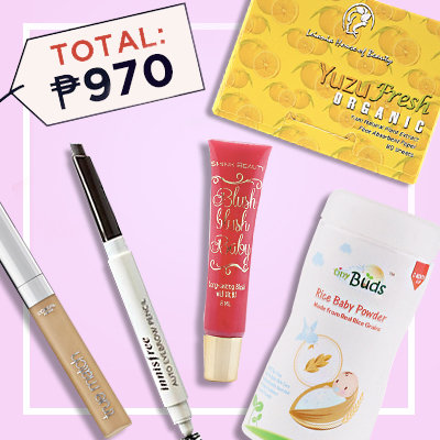 The Broke Girl's Everyday Makeup Routine for P1,000