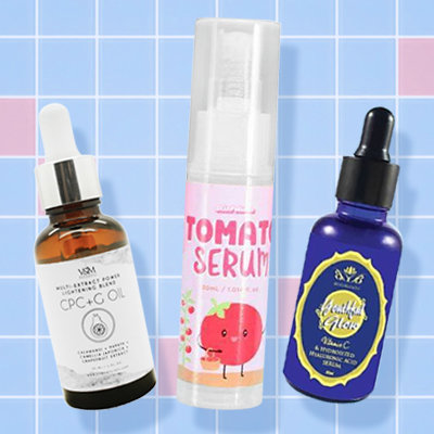 Under P500: 5 Local Serums to Shop for a Homegrown Glow