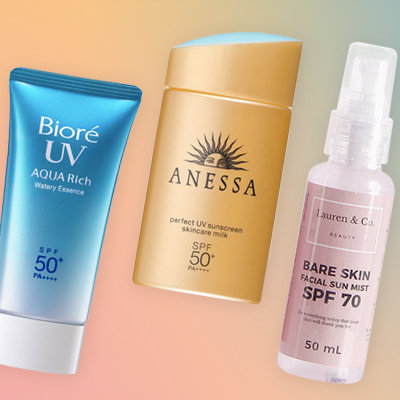 The 6 Most Comfortable SPFs for Oily Skin Types