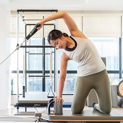 A Regular Gym-Goer Tried Pilates for the First Time—Here's What Happened