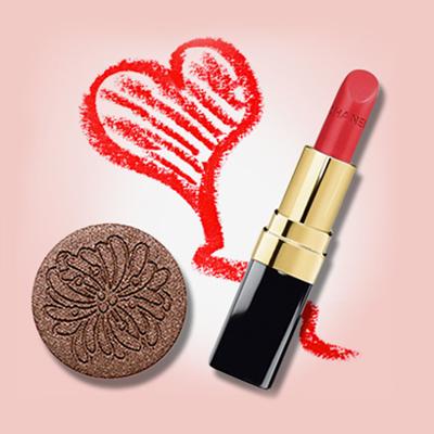 12 Lipstick & Eye Shadow Combos That Work