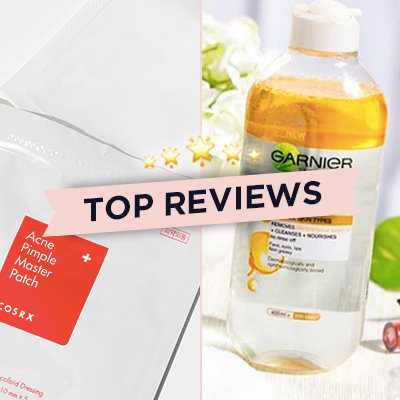 Top Reviews This Week: COSRX, Maybelline + More