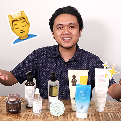 Watch: 3 Guys Tell Us About Their Skincare Routines