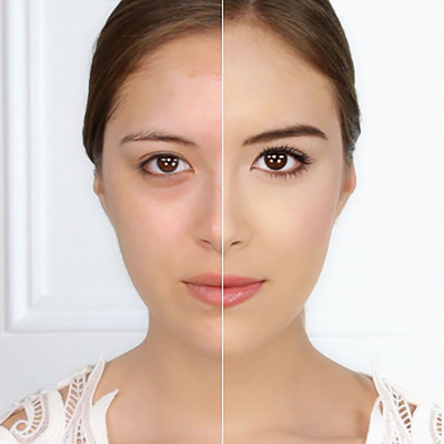 Watch This Girl Get Flawless, Radiant Skin in Minutes