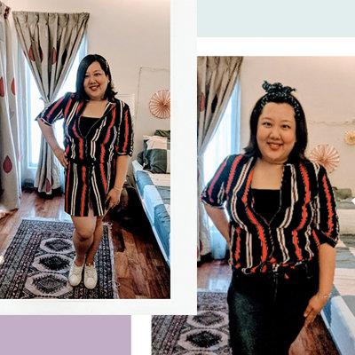 1 Shirt Dress, 5 Outfits