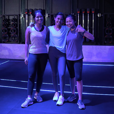 """3 Girls Try the """"Most Effective Workout"""" in the World"""