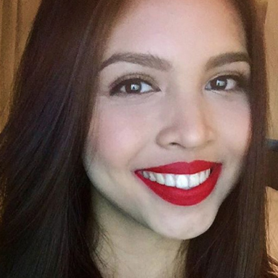 Maine Mendoza Moves on to a New Red (and We Have It)
