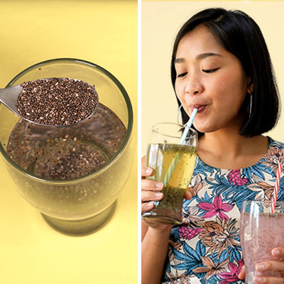 Yes, There IS a Right Way to Eat Chia Seeds—Here's Exactly How