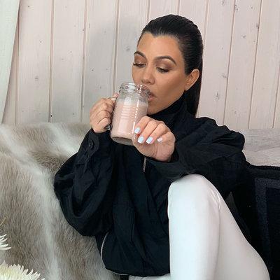 We Re-Created Kourtney Kardashian's Wellness Routine For Less