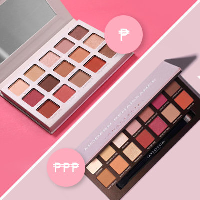 4 Budget Dupes for High-End Palettes We Can't Afford