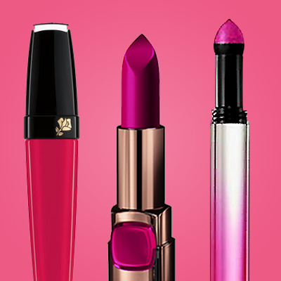 10 Bold Pink Lipsticks That Are Far from Basic