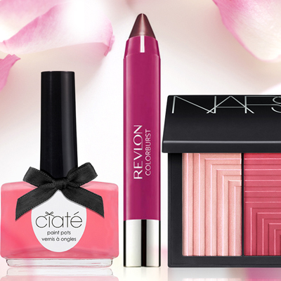 The Most Romantic Makeup Shades We Carry on Site