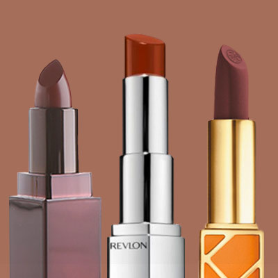 10 Brown Lipsticks for Your Inner '90s Cool Girl