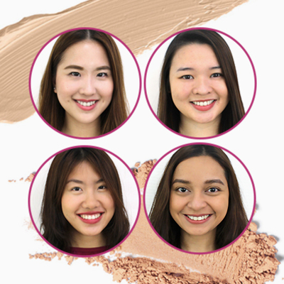 18 Girls Get Shade-Matched for Pink Sugar BB Cream & Powder