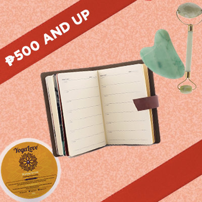 P500 & Up: Wellness & Lifestyle Gift Ideas Your Ride-Or-Dies Will Love