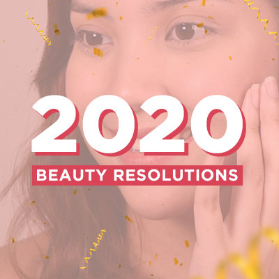 20 Beauty Resolutions We're Making for Better Habits in 2020