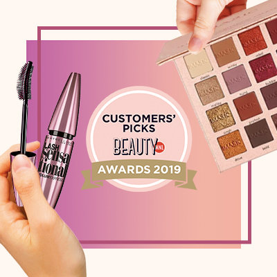 Customers' Picks: The 20 Best Reviewed Eye Makeup of 2019