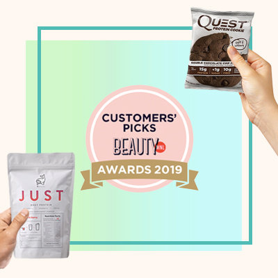 Customers' Picks: The 20 Best Reviewed Sports Nutrition Products of 2019