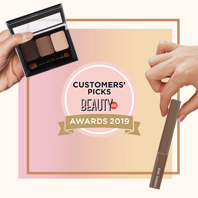 Customers' Picks: The 20 Best Reviewed Brow Products of 2019
