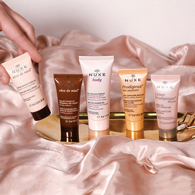 This Luxurious Set Has All the Basics of a French Beauty Routine
