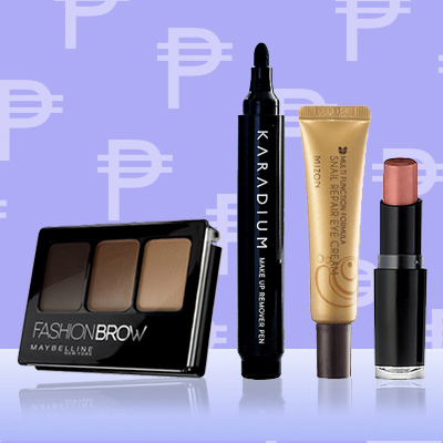 Budget Beauty: 10 Things You Can Buy with P300