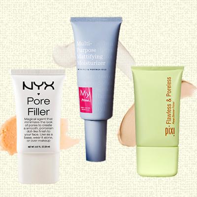 6 Face Primers That Hide Large Pores