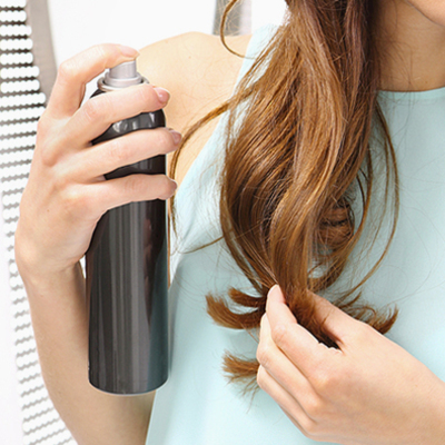 Bet You Didn't Know You Could Use Dry Shampoo 8 Ways